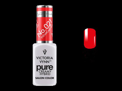Pure Cream Hybrid Color